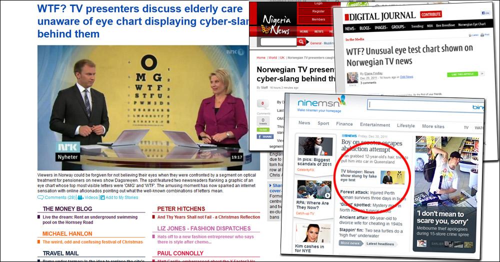 WTF OMG og STFU …. NRK-tabben går verden rundt! Folk ler av statskanalen! thumbnail