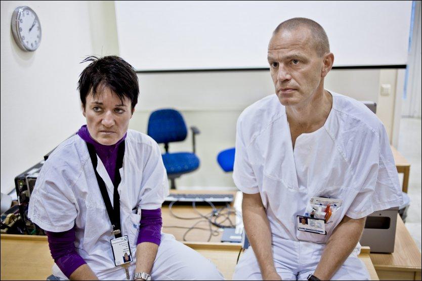 barnekirurgisk avdeling ullevål