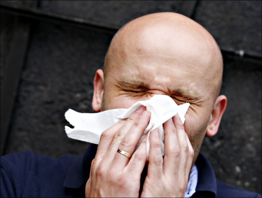 DÅRLIG NYTT FOR MENN: En studie fra Standford i USA viser at høyt testosteronnivå kan ha sammenheng med dårlig immunforsvar. Illustrasjonsfoto: Ntb Scanpix