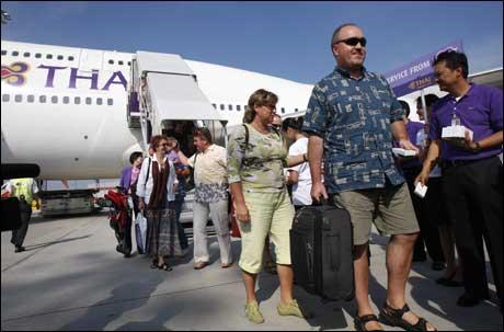 Billige fly billetter til thailand