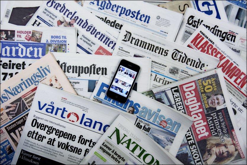 norges største aviser norsk sexchat