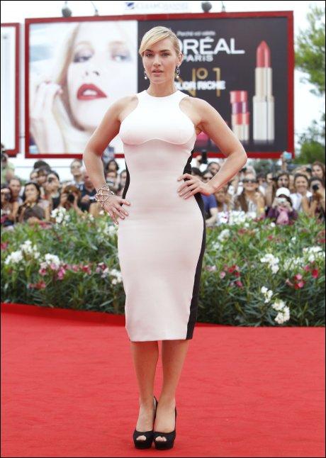 Kate Winslet- den perfekte timeglassfiguren