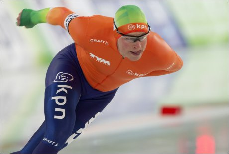 SK&Oslash;YTEKONGE Sven Kramer jakter p&aring; VM-gull nummer fem. Foto: Scanpix/Reuters. Foto: Scanpix/Reuters.