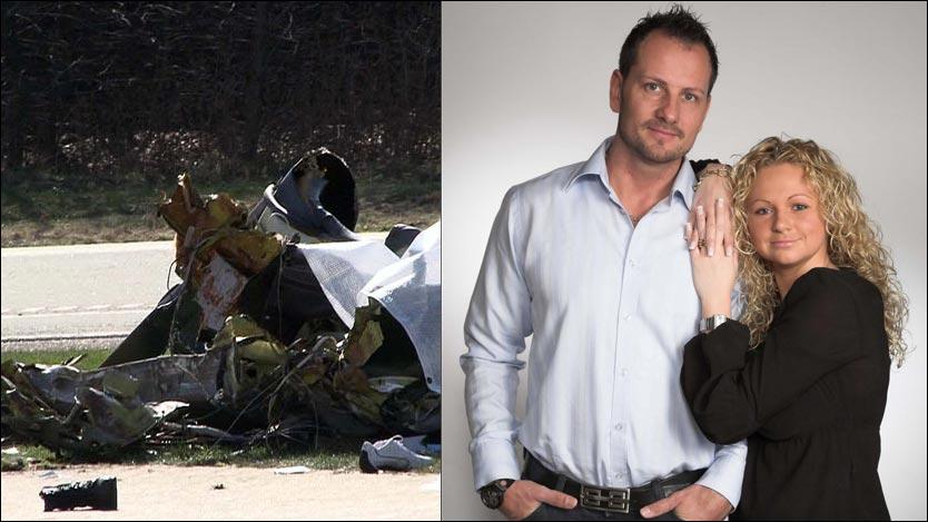 Heidi Mensel kysset ektemannen sin Glenn farvel, og han lovet å passe på seg selv. Få timer senere omkom han i en dramatisk flystyrt! thumbnail