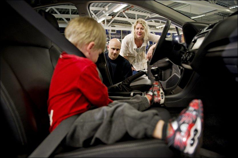 Disse bilene er sikrest for de sm vg nett om bil og trafikk for Griffith motors home pa