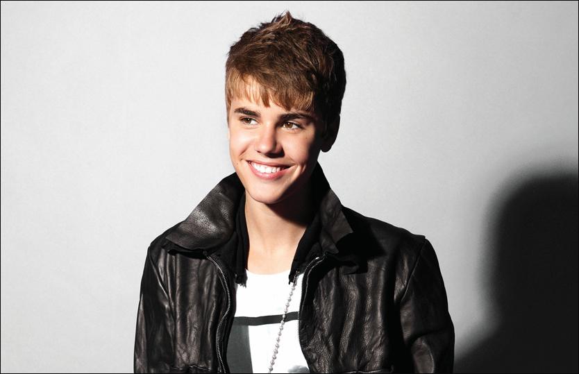VERDENSKJENT: Justin Bieber har smeltet mange pikehjerter siden han slo gjennom i 2005. I mai kommer han til Norge for første gang. Foto: Universal Music