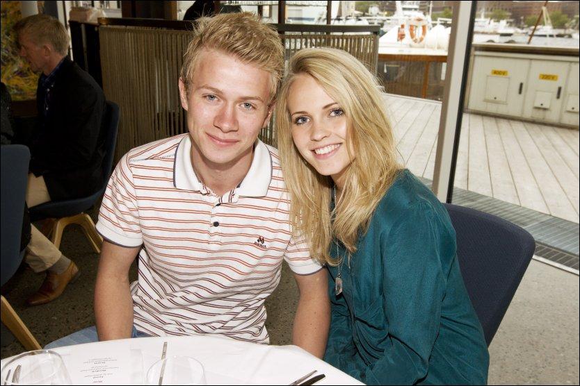 Emilie «Voe» Nereng fått seg kjæreste han heter Vemund Olimb! thumbnail