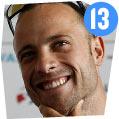 Oscar Pistorius, 400 meter