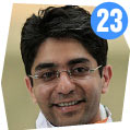 Abhinav Bindra, Skyting