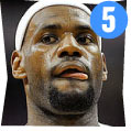LeBron James, Basketball