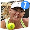 Maria Sjarapova, Tennis