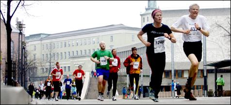 hvilket energisystem er viktigst i maraton