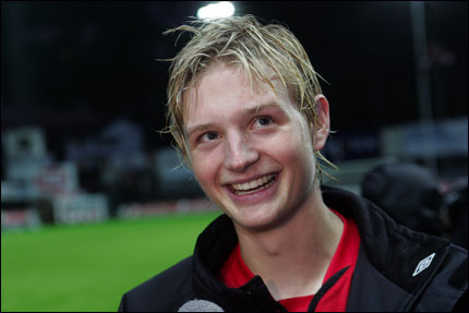 Erik Huseklepp linked with Newcastle United again