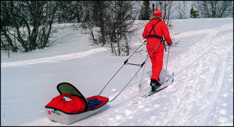 Cross Country Skiing for a 2-year old - xcountryskiing