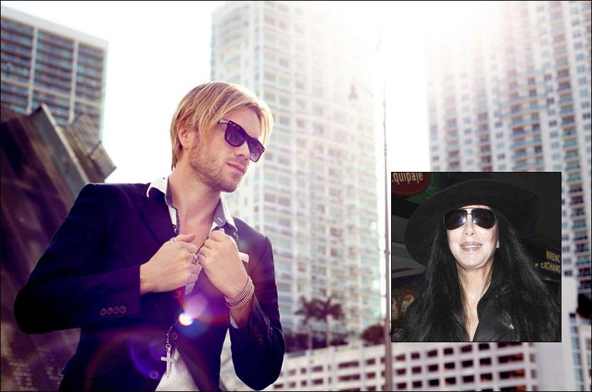 LISTO PARA LA COLABORACIÓN NUEVO: Ray Kay alias Reinert K. Olsen trabajará con Cher.  Foto: Private Photos / Pa