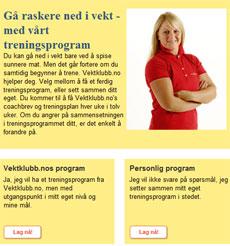 treningsprogram styrke jente